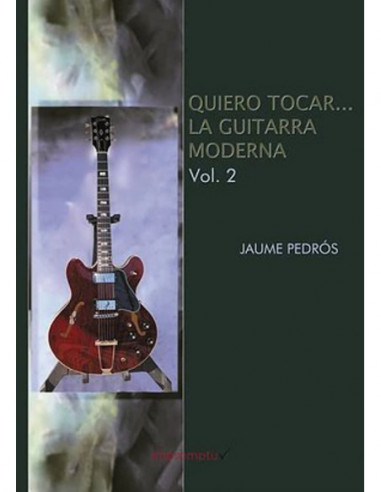 Quiero tocar...la guitarra moderna 2