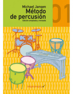 Método de percusión 1 con CD