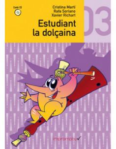 Estudiant la dolçaina 3 amb CD