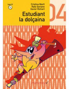 Estudiant la dolçaina 4 amb CD