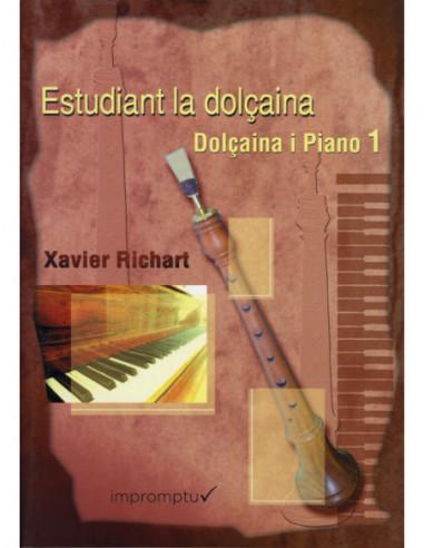 Estudiant la dolçaina: Dolçaina i piano