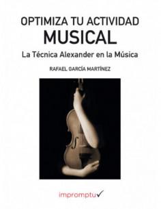 Optimiza tu actividad musical