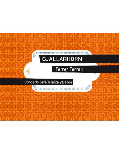 Gjallarhorn Score and Parts