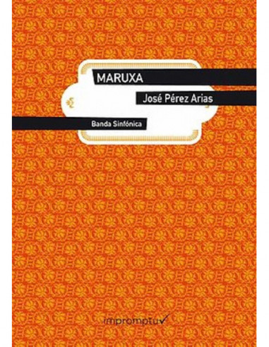Maruxa Score and Parts