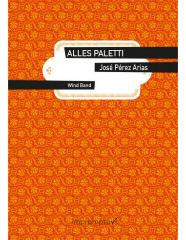 Alles Palletti Score and Parts