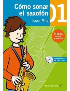 Cómo sonar el saxofón 1 con CD