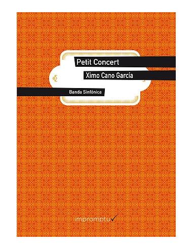 Petit Concert Score and Parts