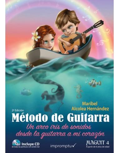 Método de guitarra Maguit 4: a partir...