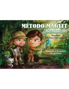 Método de guitarra Maguit...