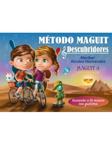 Método de guitarra Maguit 3: A partir...