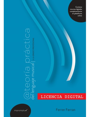 Licencia digital Teoría práctica...