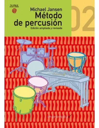 Método de percusión 2. Audios online