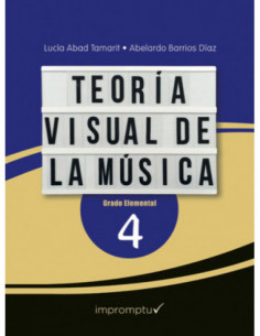 Teoría visual de la música 4