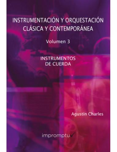 Instrumentación y orquestación...
