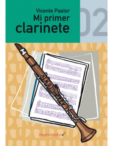 Mi primer clarinete 2