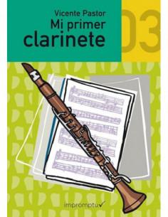 Mi primer clarinete 3