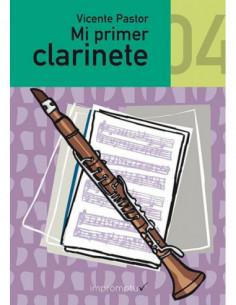 Mi primer clarinete 4