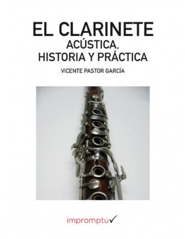 El Clarinete: acústica, historia y...