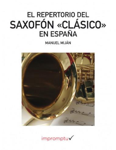El repertorio del saxofón clásico en...